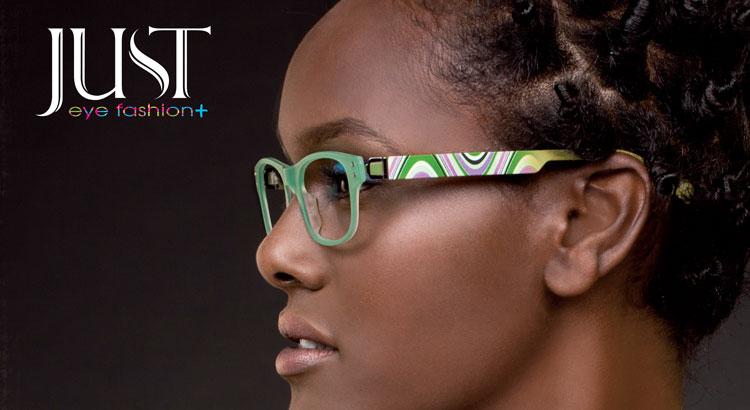 Trendige Brillen von Just mit Wechselbügel