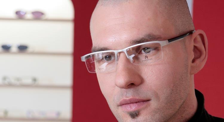 Markenbrillen und Gläser von Rodenstock