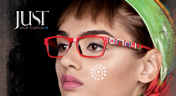 Trendige Brillen von Just mit Wechselrahmen